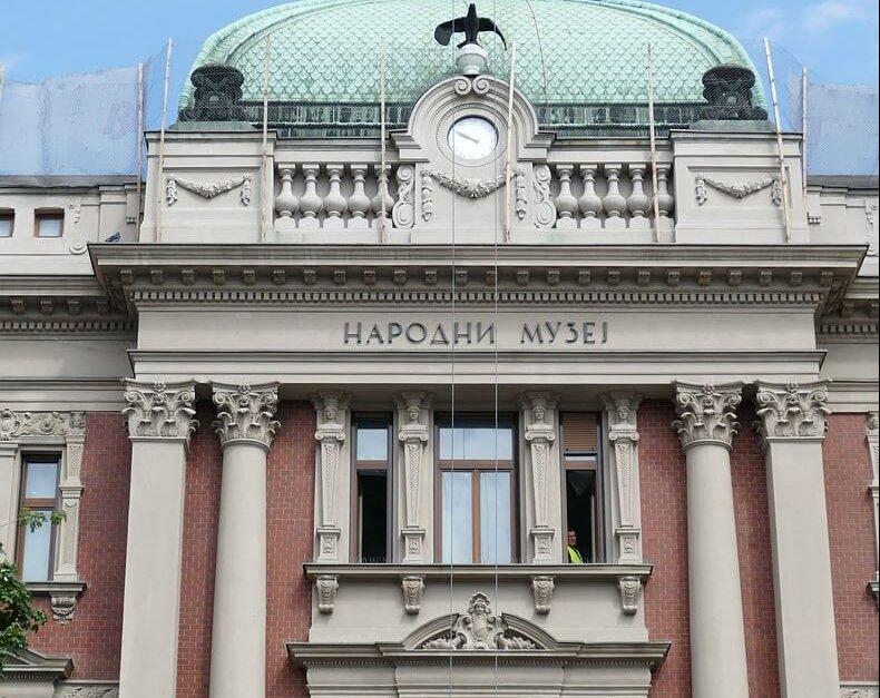 Po 15 letih ponovno odprt beograjski Narodni muzej