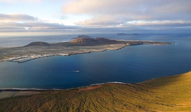 Spoznajte La Gracioso - 'nov' otok med Kanarskimi otoki