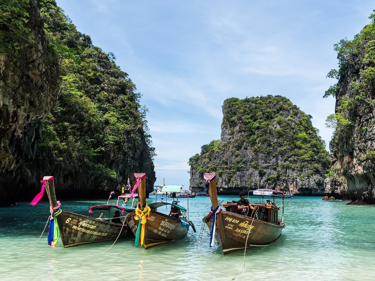 Okusi, ki nas popeljejo na potovanje: Tajska