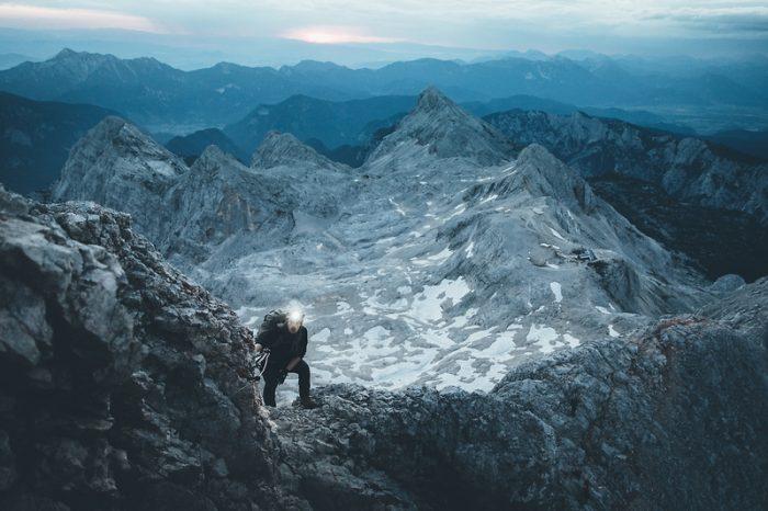 Čistilna akcija Triglavskega ledenika
