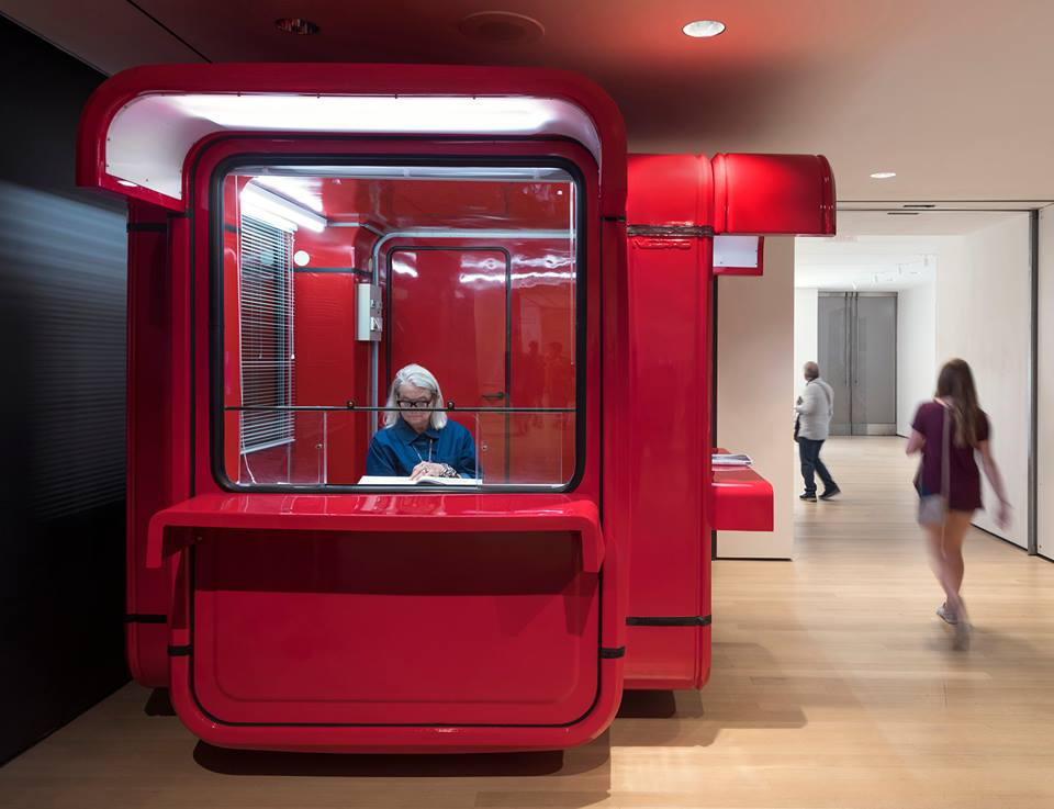 Nostalgija v New Yorku: arhitektura bivše Jugoslavije v Muzeju moderne umetnosti