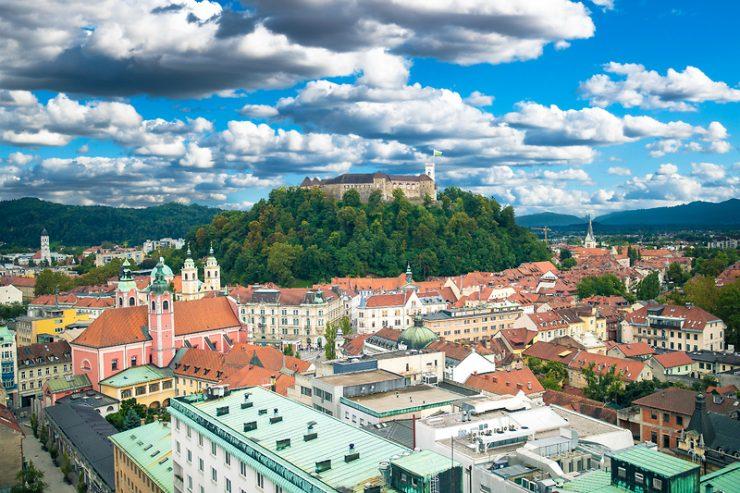 Evropska komisija Ljubljani posebno priznanje za trajnost