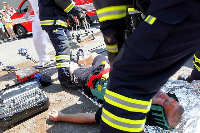 Svetovni dan prve pomoči: kako ravnati ob prometni nesreči
