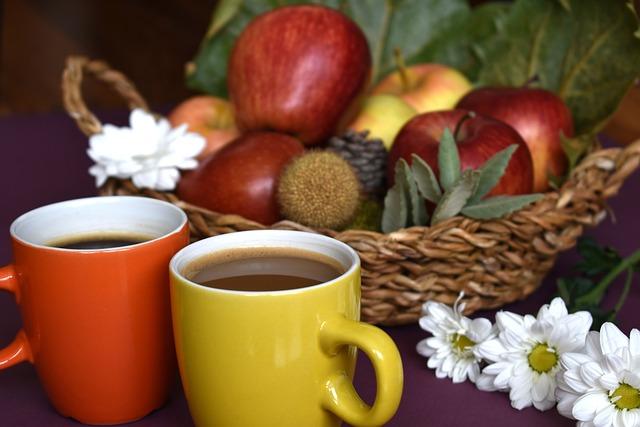 7 zdravih jesenskih 'super' živil