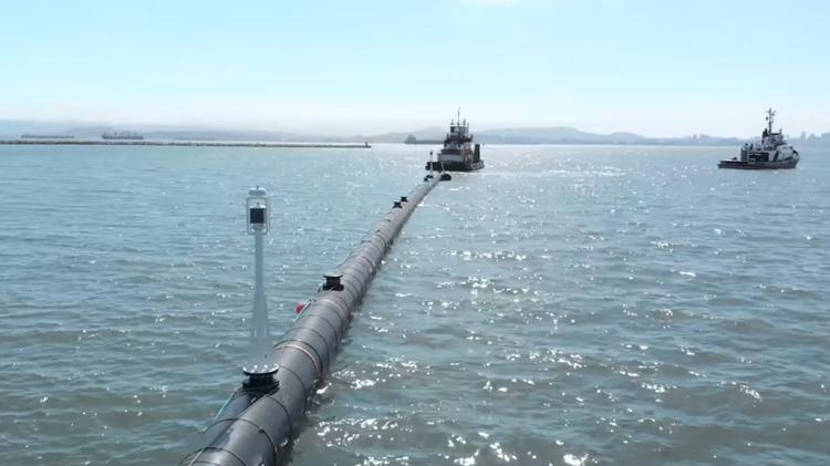 Začelo se je največje čiščenje oceanov
