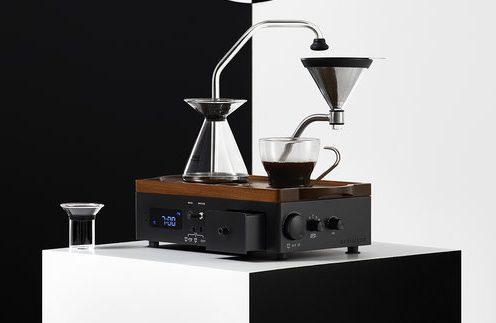 Budilka, ki vam skuha kavo