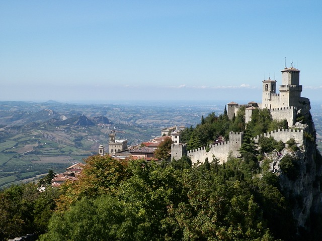 Država z najhitreje rastočim turizmom v Evropi: San Marino