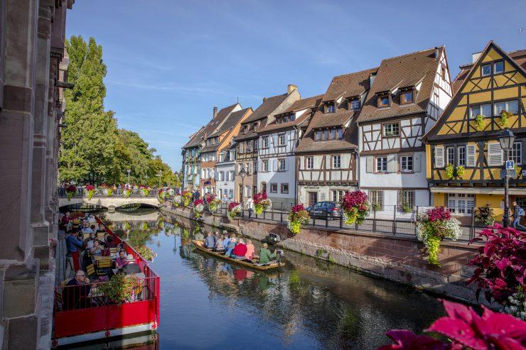 Evropske destinacije odličnosti: Colmar