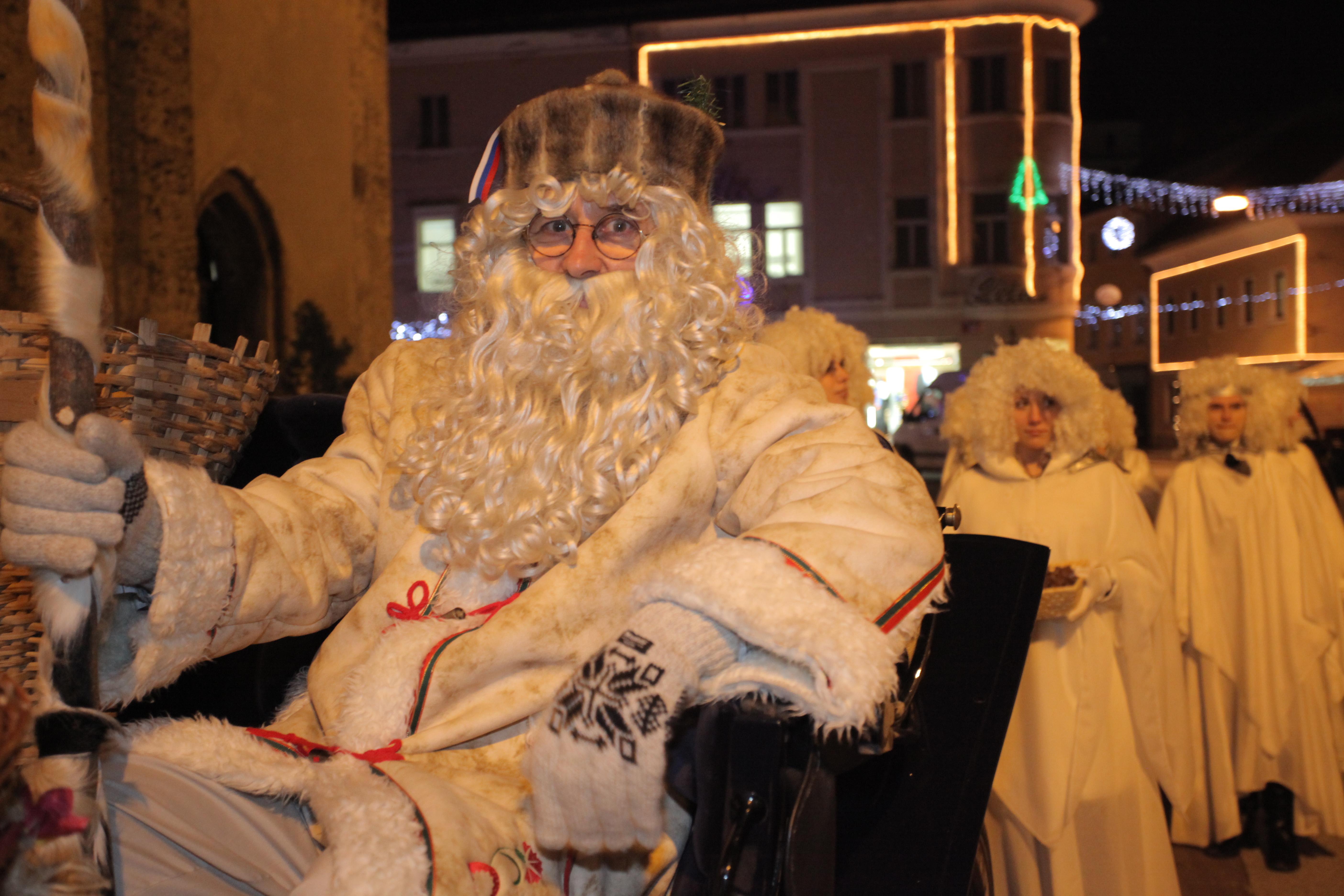 Ste to vedeli o Dedku Mrazu?