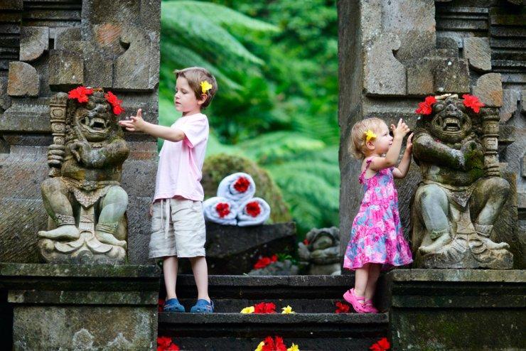 Zapustili so nori London in se preselili na Bali