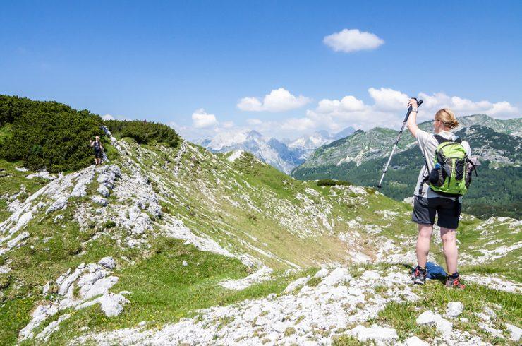 Med 40 top destinacij 2019 Guardiana tudi pohodniška pot po Julijskih Alpah