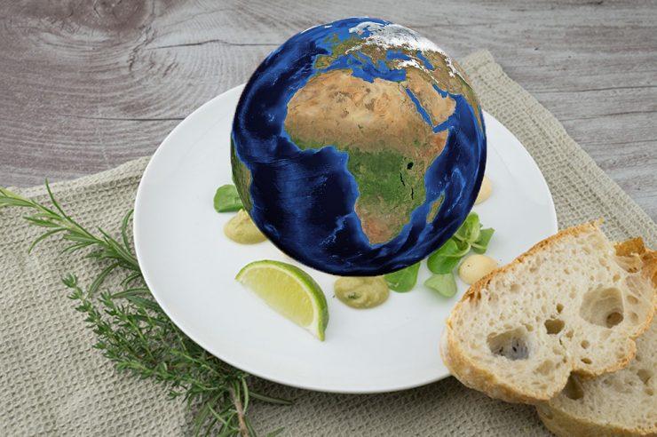 Prihodnost planeta bo odvisna tudi od živil na našem krožniku