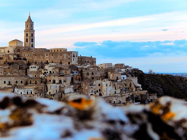 Evropska prestolnica kulture 2019: Matera, Italija
