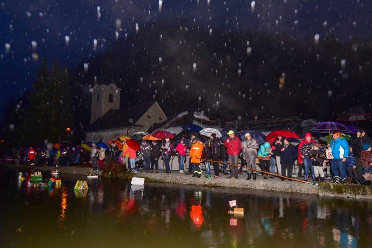 Lani je bil dan deževen (Foto: Sabina Romšak)