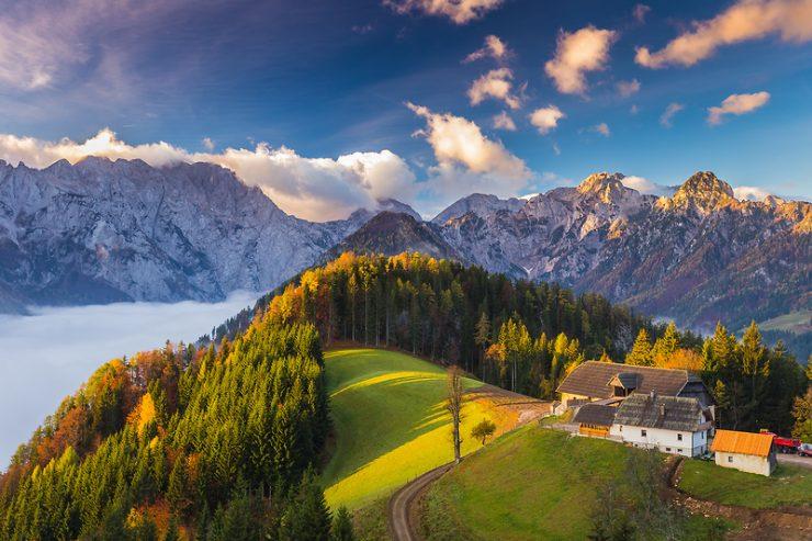 12 novih slovenskih destinacij nosi znak Slovenia Green