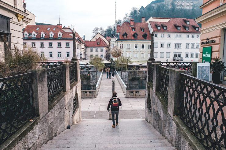 Najbolj varno mesto za leto 2018: Ljubljana!