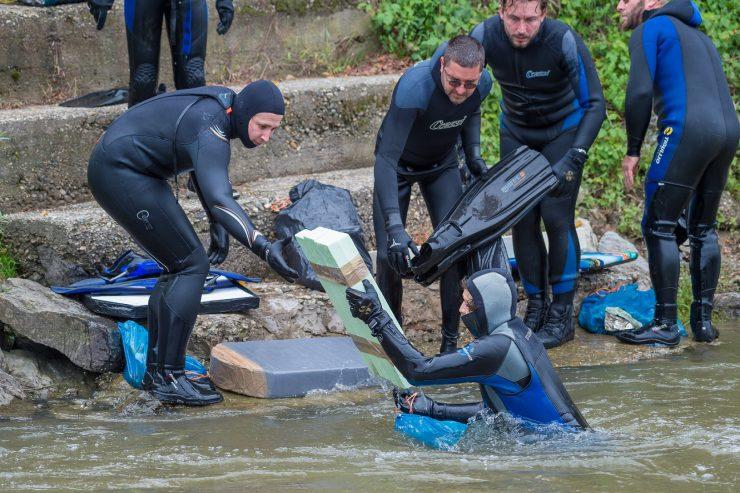 27. ekološka-čistilna akcija Drava 2019: »Ni nam vseeno«
