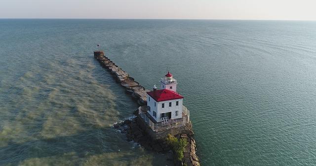 Jezero v Ohiu dobilo svoje 'človekove pravice'