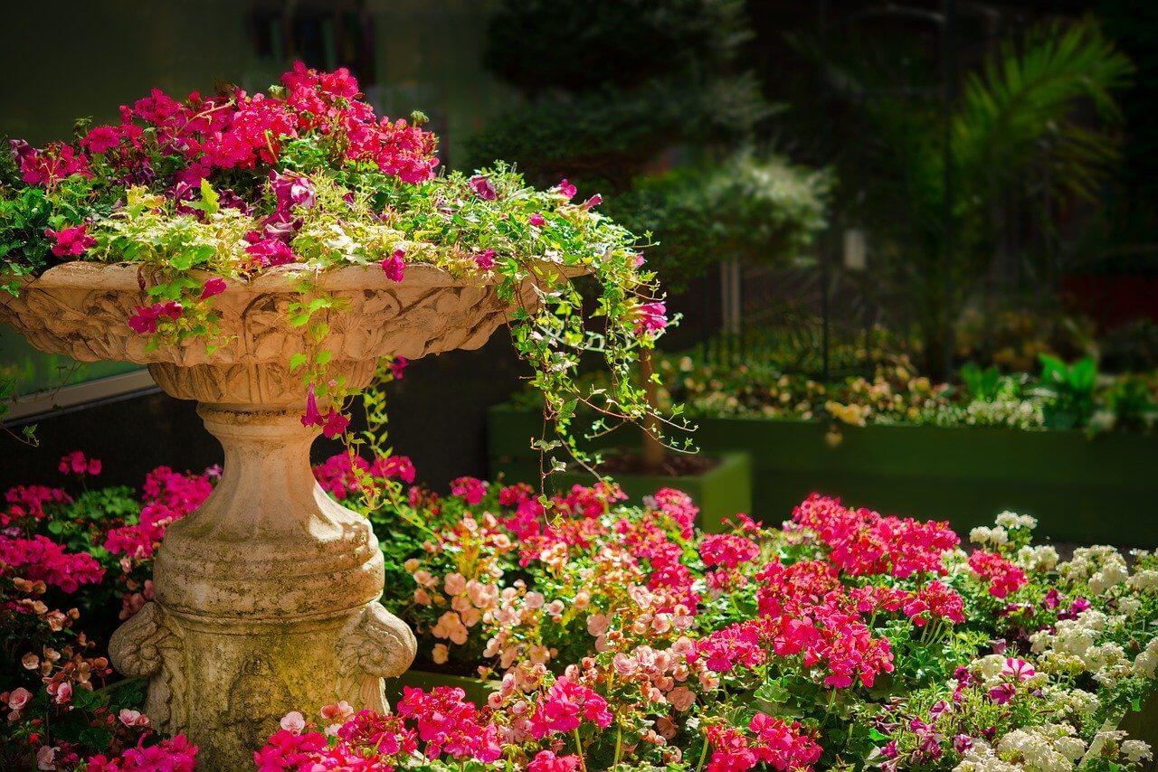 Najbolj zanimivi vrtovi na svetu