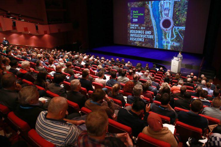 Svetovni gradbeni forum v Ljubljani  z več kot 700 udeleženci z vsega sveta ponudil nove rešitve za izzive v gradbeništvu