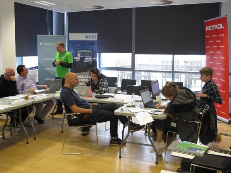 Tekmovanje, ki spodbuja razvoj zelenih tehnologij