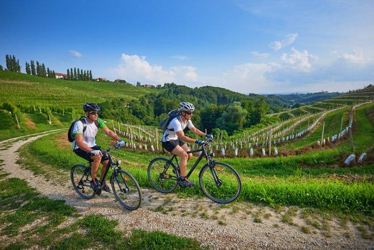 Kolesarjenje ob železni zavesi: Dravska in Murska kolesarska pot