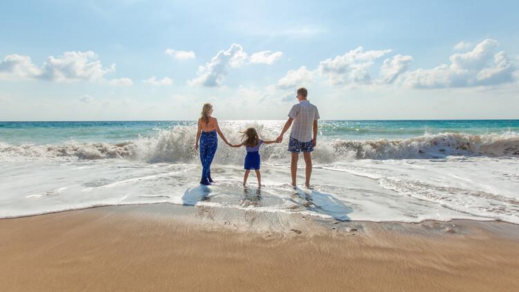 Najboljše destinacije za potepanje z družino
