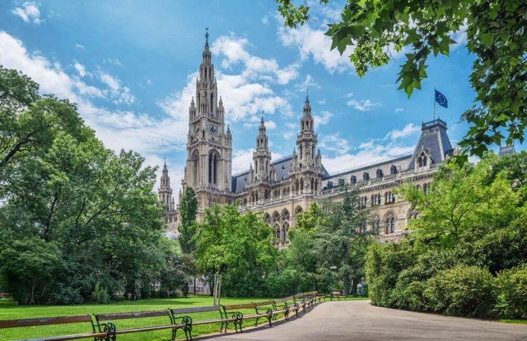Dunaj namenja osem milijonov evrov za drevesa