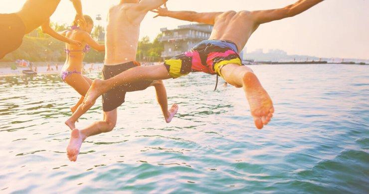 Elementi poletja: sonce, morje in svež zrak!