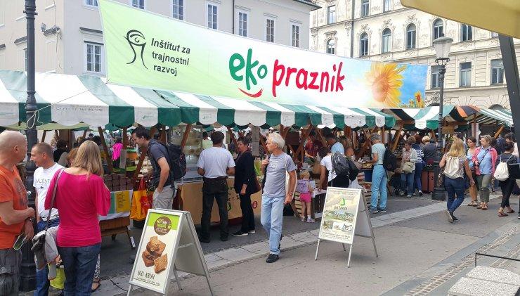 18. Ekopraznik bo počastil 20-letnico prve slovenske ekotržnice