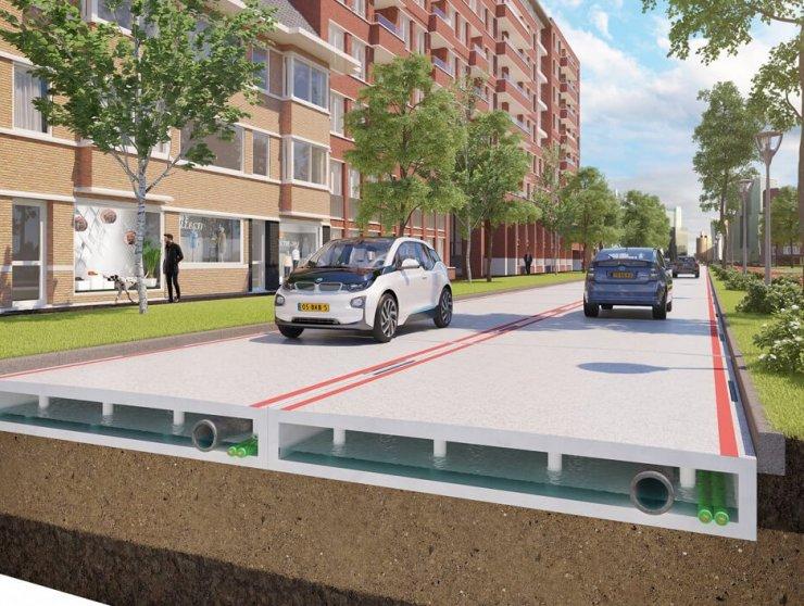 Nizozemska gradi ceste iz odpadne plastike
