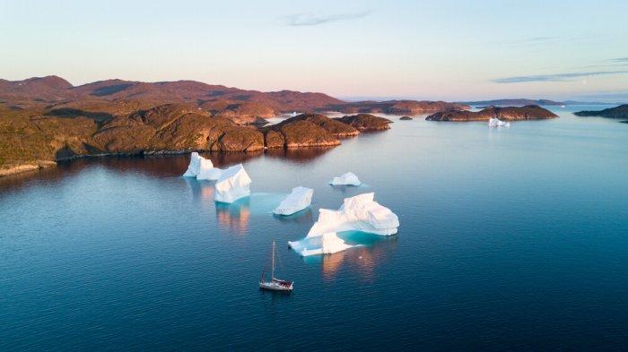 FOTO: Grenlandija postaja vse bolj privlačna za turiste
