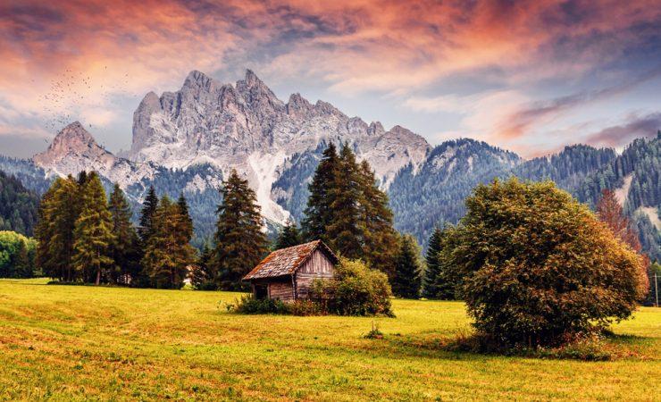 Ali bo alpski skupnosti uspelo znižati emisije toplogrednih plinov? Odvisno od načina življenja!
