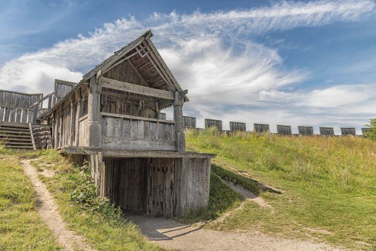 Staro vikinško vasico bodo preuredili v turistično znamenitost
