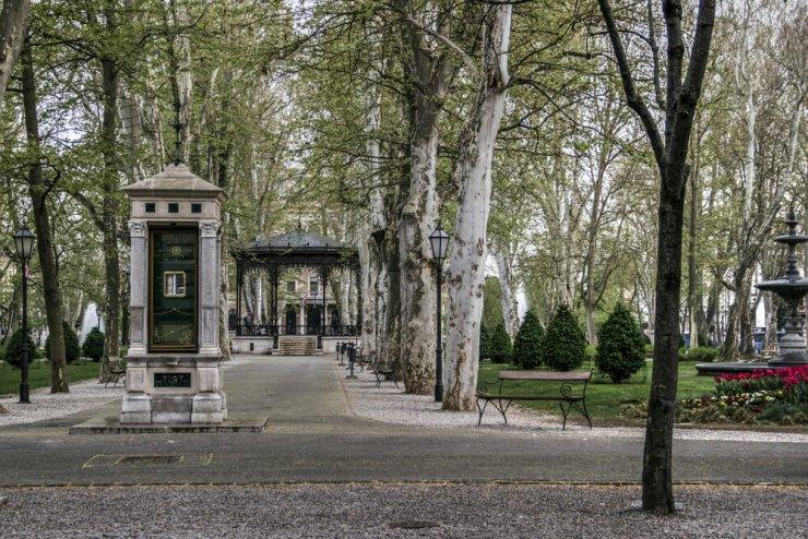 V Zagrebu stoji 135 let stara meteorološka postaja
