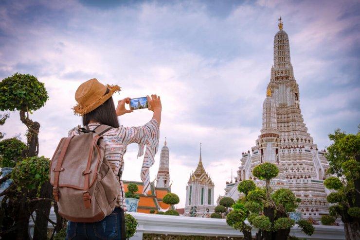 Najbolj popularno mesto za turiste ostaja Bangkok
