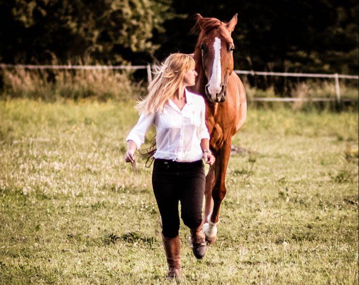 Gostujoča kolumna: Najtežja preizkušnja s konjem Lukom