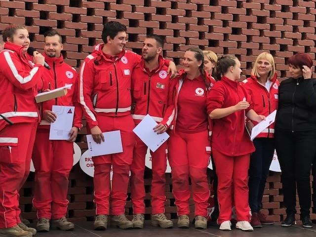 Najbolje usposobljena ekipa PP RKS-OZ Zagorje ob Savi II
