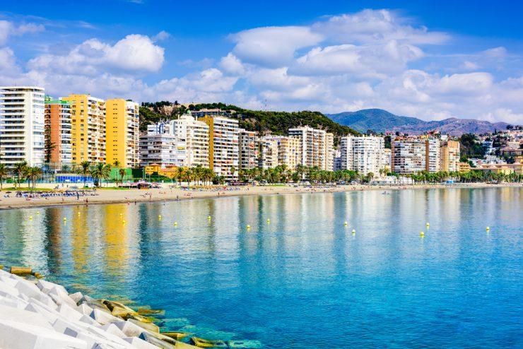 Topla jesen na sončni obali - španska Costa del Sol