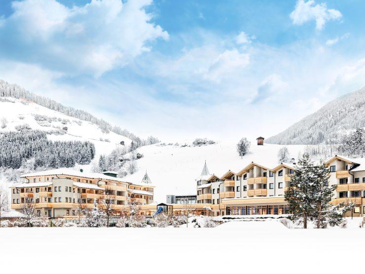 Snežna pravljica na Tirolskem