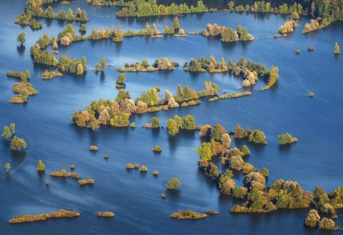 Planinsko polje - ko namesto reke občudujemo jezero