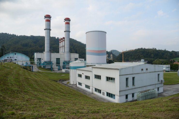 Termoelektrarna Brestanica dosegla plan proizvodnje za leto 2019