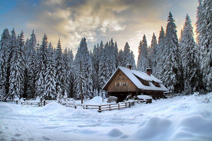Slovenija med Top 6 potovalnih destinacij za zimo 2020