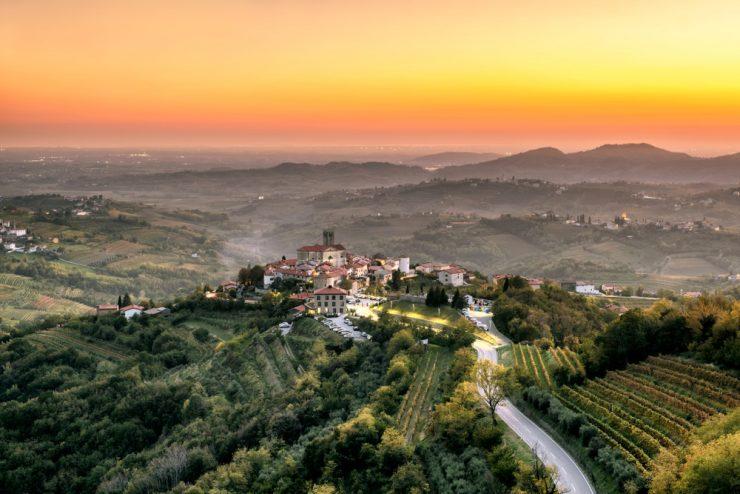 Destinacija Brda v leto 2020 vstopa s prvo Slovenia Green Atrakcijo pri nas
