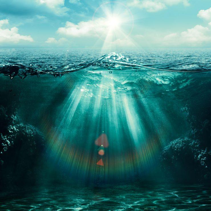 V oceanih je vse manj kisika