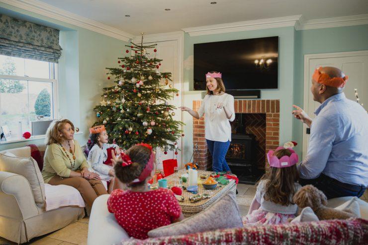 Zabavne aktivnosti za Silvestrovanje z otroki ali prijatelji