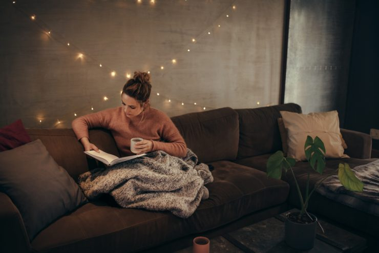 Kaj brati med prazniki?