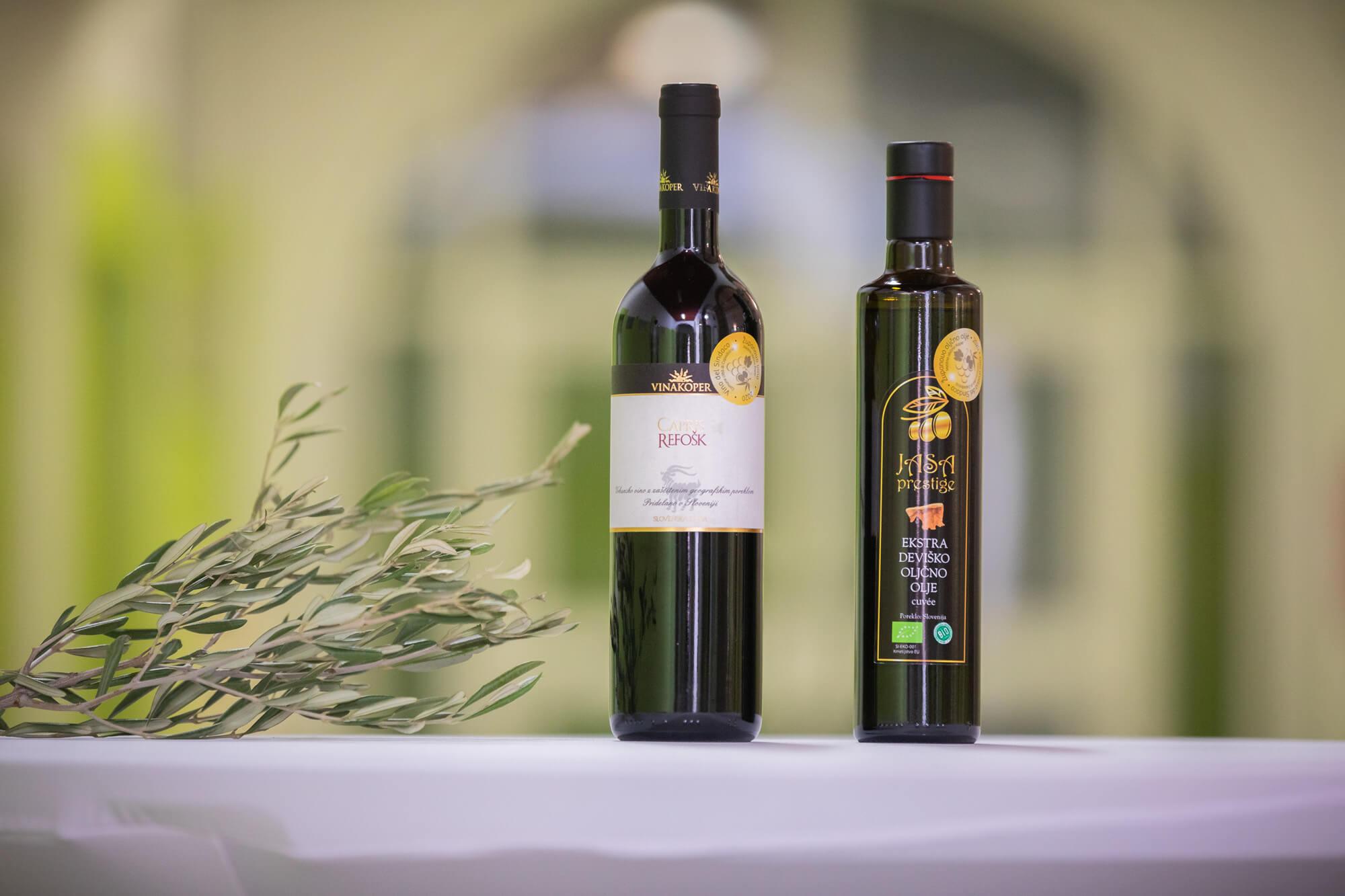 V Kopru izbrali Županovo vino in oljčno olje 2020