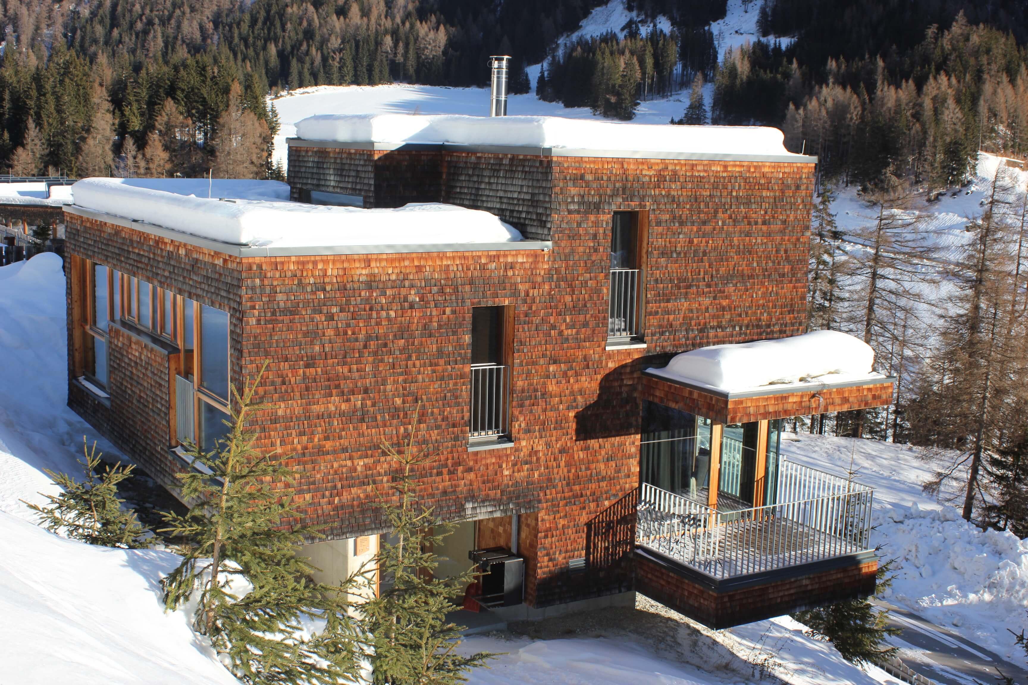 Eko hotel na Tirolskem