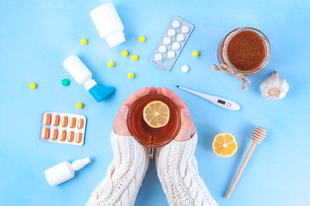 Zdravila za lajšanje simptomov gripe in prehlada moramo kupiti sami